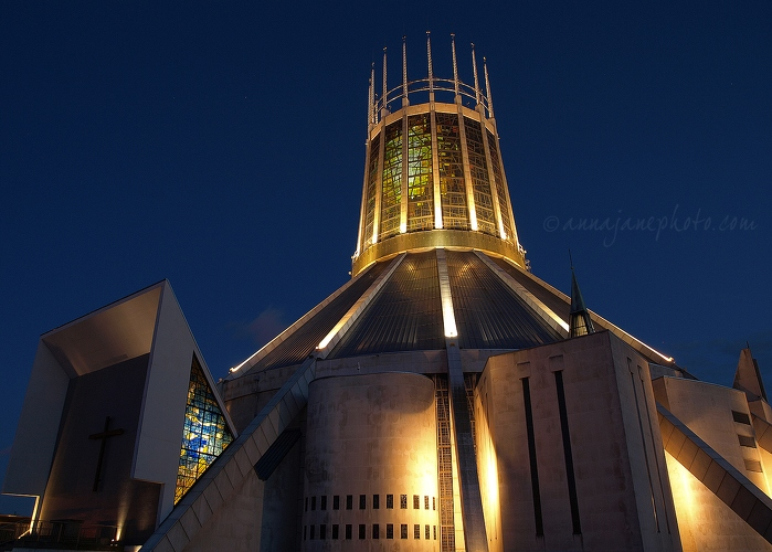 Liverpool Catholic Cathedral - 20100827-liverpool-catholic-cathedral.jpg - Anna Nielsson