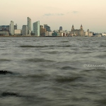 Liverpool from Egremont Ferry - Anna Nielsson