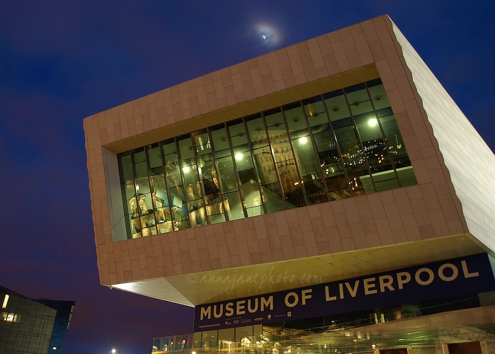 Museum of Liverpool - 20120303-museum-of-liverpool-reflections.jpg - Anna Nielsson