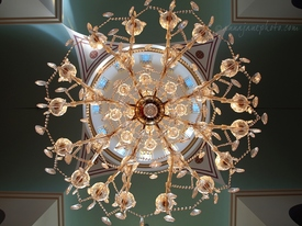 Greek Orthodox Church Chandelier