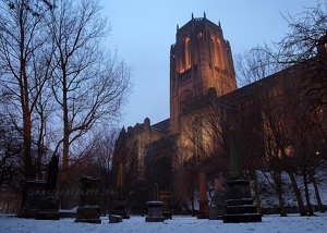 Liverpool Cathedral & Cemetery
