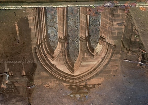 Chester Cathedral Reflection