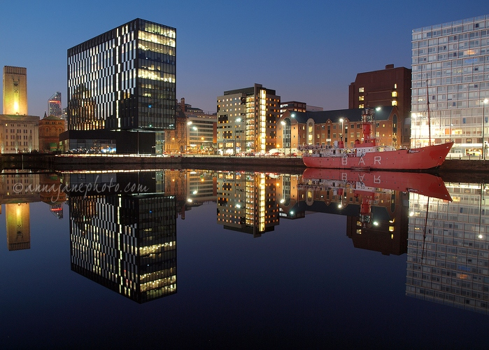 Canning Dock Reflections - 20130219-canning-dock-reflections-liverpool.jpg - Anna Nielsson