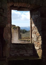 Caerlaverock Castle Window