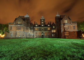 Aston Hall by Candlelight