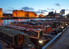 Salthouse Dock Narrowboats