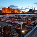 Salthouse Dock Narrowboats - Anna Nielsson