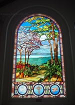 Summerville Presbyterian Church Stained Glass