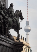 Frederick the Great Statue & TV Tower