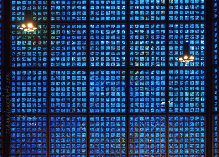 Kaiser Wilhelm Memorial Church Stained Glass - 20141104-kaiser-wilhelm-memorial-church-stained-glass-2.jpg - Anna Nielsson