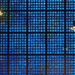 Kaiser Wilhelm Memorial Church Stained Glass