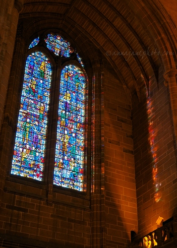 Liverpool Cathedral Well Stained Glass - 20150122-liverpool-cathedral-stained-glass.jpg - Anna Nielsson