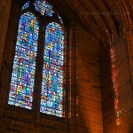 Liverpool Cathedral Well Stained Glass