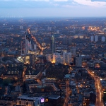 View from the Shard (South-West) - Anna Nielsson