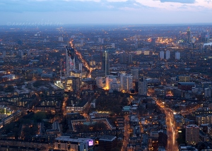 View from the Shard (South-West)