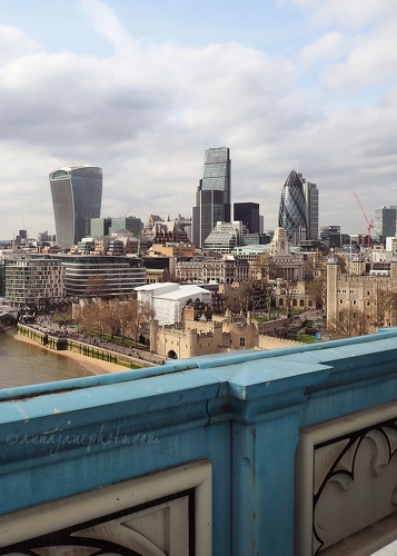 Financial District from Tower Bridge - 20150413-financial-district-from-tower-bridge.jpg - Anna Nielsson