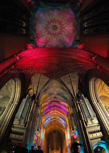 Cathedral Kaleidoscope Projections - 20150515-cathedral-kaleidoscope-projections-1.jpg - Anna Nielsson