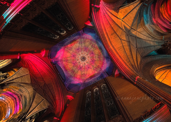 Cathedral Kaleidoscope Projections - 20150515-cathedral-kaleidoscope-projections-2.jpg - Anna Nielsson