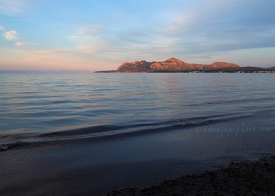 Bay of Pollença Sunset
