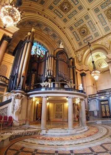 St George's Hall Organ - 20150810-st-georges-hall-organ.jpg - Anna Nielsson