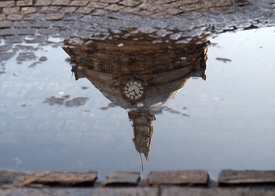 Liverpool Town Hall Reflection