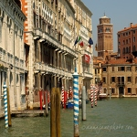 Grand Canal from Ca' Rezzonico - Anna Nielsson