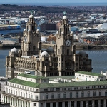 Liver Building from Radio City Tower - Anna Nielsson