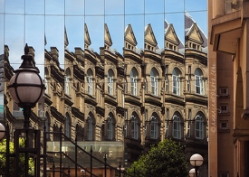 The Bourse Reflections