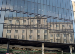 Adelphi Reflection