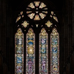 Glasgow Cathedral Stained Glass - Anna Nielsson