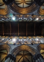 Glasgow Cathedral Ceiling