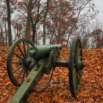 Kennesaw Mountain Cannon - Anna Nielsson