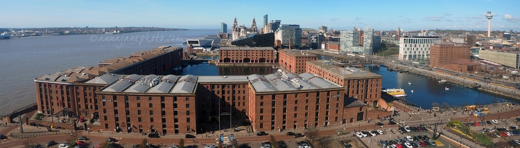 Liverpool Panorama - 20170402-liverpool-panorama-from-wheel.jpg - Anna Nielsson