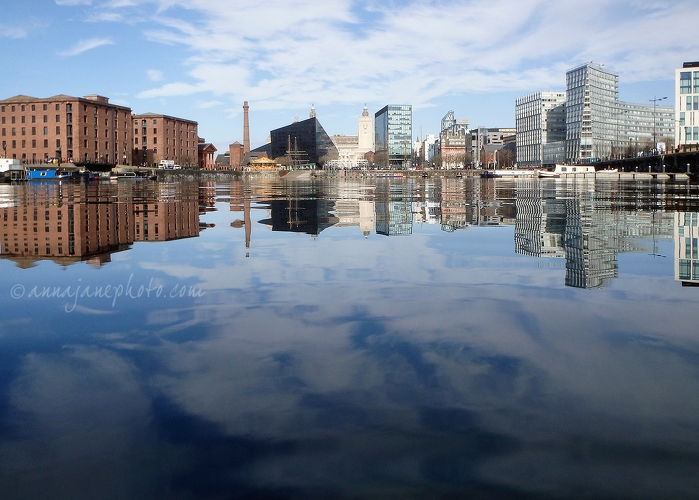 Salthouse Dock Reflections - 20170315-salthouse-dock-reflections-1.jpg - Anna Nielsson