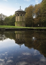 Huskisson Monument Reflection