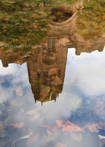 Liverpool Cathedral Reflection - 20171025-liverpool-cathedral-reflection.jpg - Anna Nielsson