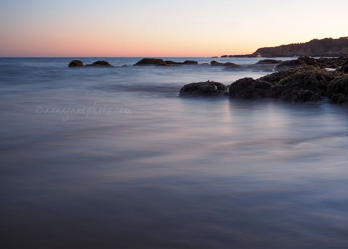 Praia Da Oura Rocks at Sunset - 20170724-praia-da-oura-rocks-sunset.jpg - Anna Nielsson