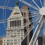 Wheel, PNC and Carew Tower