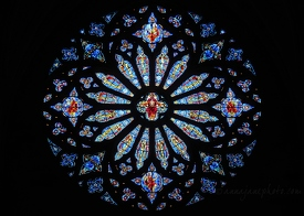 Cathedral of St John the Divine Rose Window