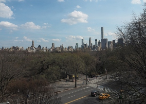 View from American Museum of Natural History