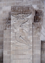 Cincinnati Union Terminal Relief