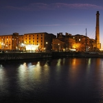 Canning Dock and Albert Dock 2020