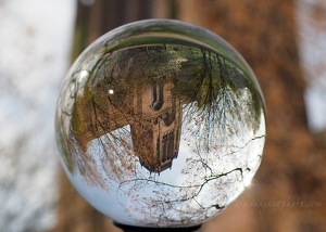 Liverpool Cathedral in a Ball