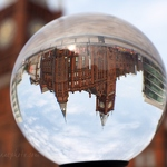Victoria Building in a Ball