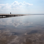 Crosby Beach Reflections