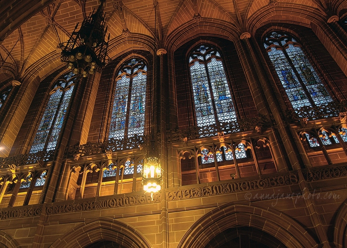 Lady Chapel Windows - 20091208-lady-chapel-windows.jpg - Anna Nielsson