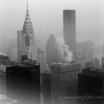 Foggy New York City - Anna Nielsson