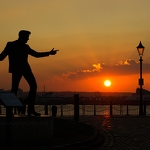 Billy Fury & Sunset - Anna Nielsson
