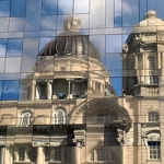 Port of Liverpool Building Reflection - Anna Nielsson