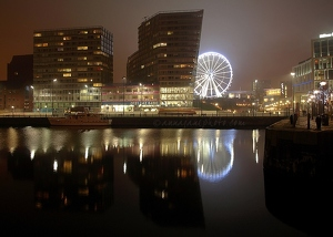 Canning Dock & Wheel